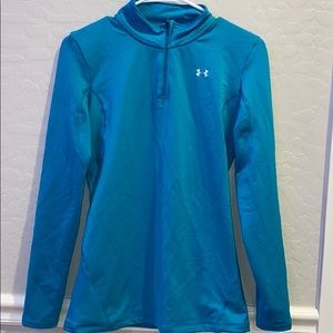 Under armor quarter zip